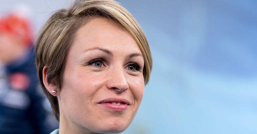 Die ehemalige Biathletin Magdalena Neuner hat Baby-News gepostet.