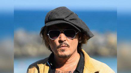 Johnny Depp im September 2020 beim Filmfestival von San Sebastian  (smi/spot)