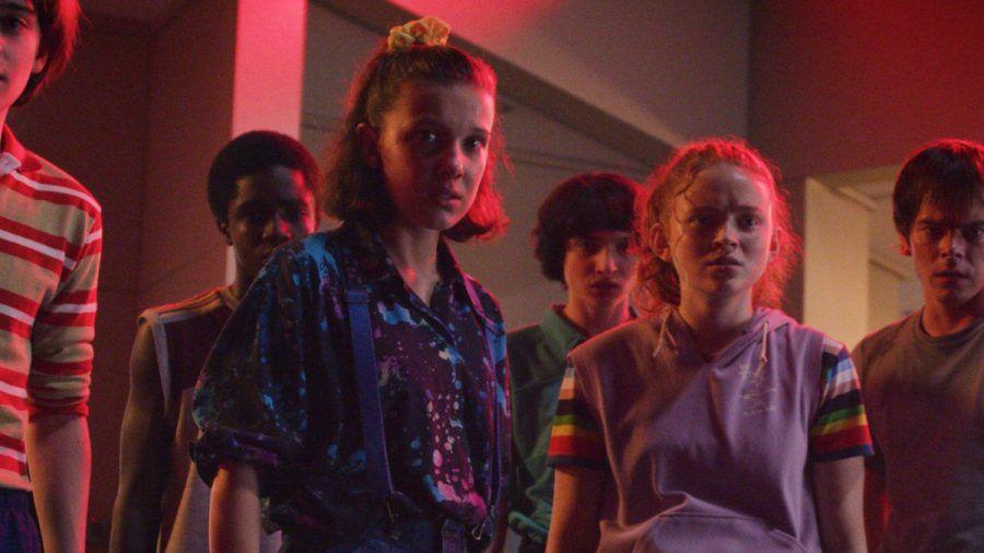 """Die Kids aus """"Stranger Things"""" werden erst 2022 mit einer neuen Staffel zurückkehren. (wue/spot)"""