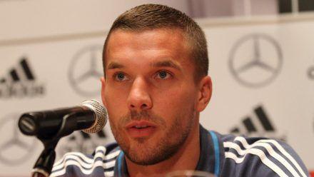 Lukas Podolski befindet sich nach einer Coronavirus-Infektion in Quarantäne. (tae/spot)