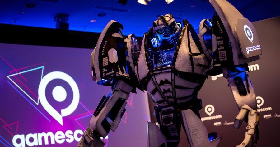Maskottchen der Gamescom: Die Besucher sehen es nur auf Bildschirmen, denn pandemiebedingt ist die Spielemesse wie 2020 eine rein digitale Veranstaltung.
