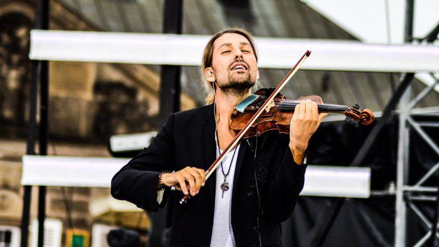 David Garrett wird bei der Verleihung des Europäischen Kulturpreises auf der Bühne stehen. (mia/spot)