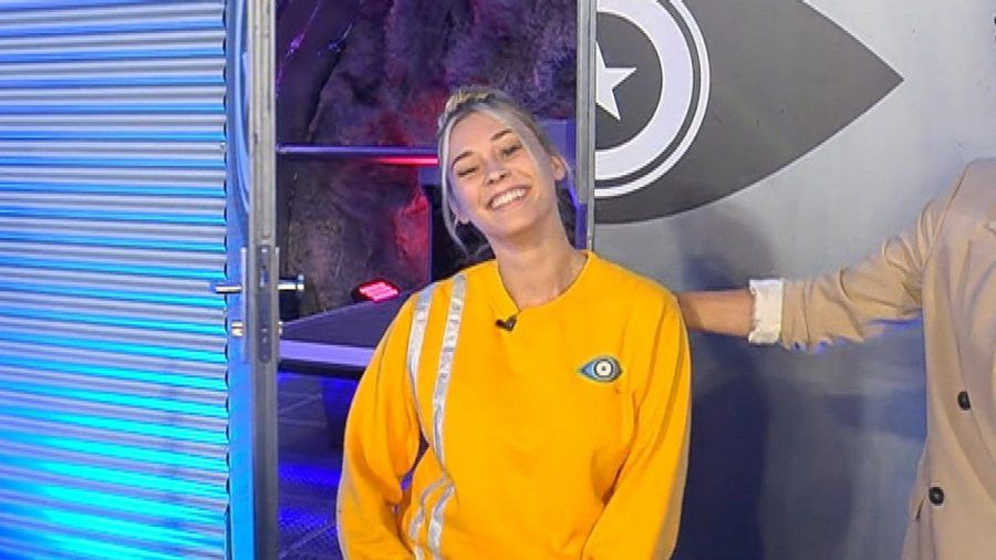 "Payton Ramolla nach ihrem Exit bei ""Promi Big Brother"". (wue/spot)"