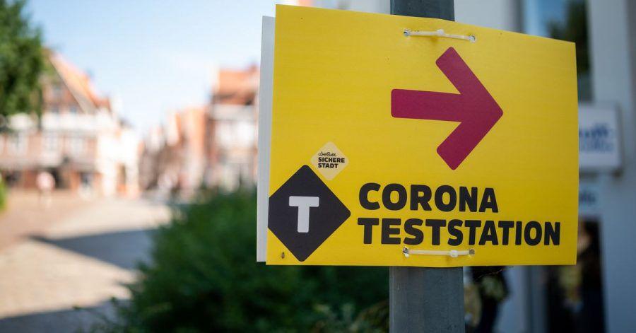 Das RKI registrierte binnen eines Tages 5747 Corona-Neuinfektionen.