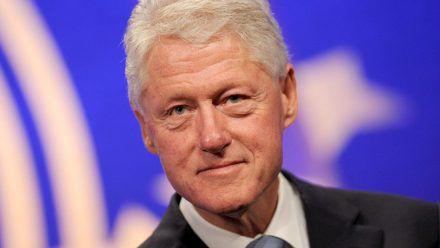 Bill Clinton wird am 19. August 75 Jahre alt.  (ln/spot)