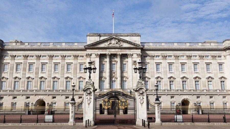 Der Buckingham Palast in London. (wue/spot)