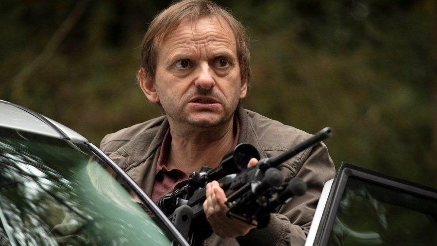 """""""Tatort: Querschläger"""": Thewes (Milan Peschel) braucht Geld für seine todkranke Tochter. (cg/spot)"""