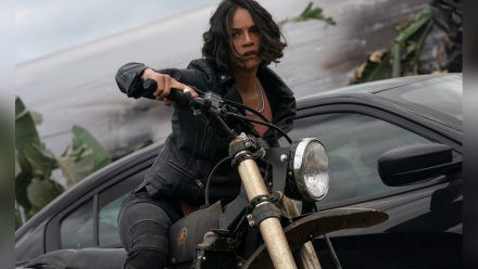 "Michelle Rodríguez spielt in der ""Fast & Furious""-Reihe Leticia ""Letty"" Ortiz. (aha/spot)"