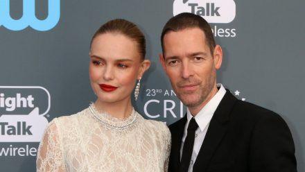 Kate Bosworth und Michael Polish gemeinsam auf einem Event in Santa Monica (wue/spot)