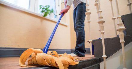 Die Kosten für die Reinigung des Treppenhauses sind Betriebskosten und können auf die Mieter umgelegt werden.
