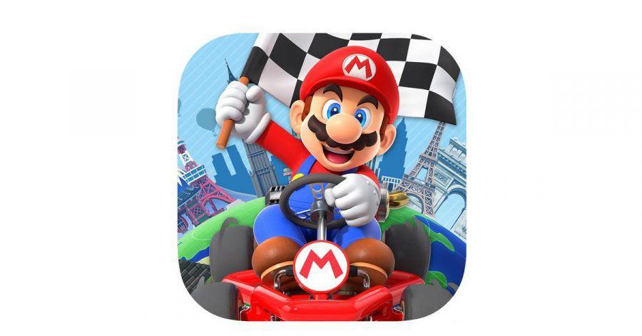 Mario Kart startet zu einer Tour um die Welt.