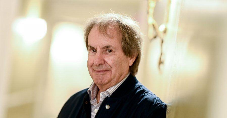 Der irische Sänger und Komponist Chris de Burgh in Berlin.