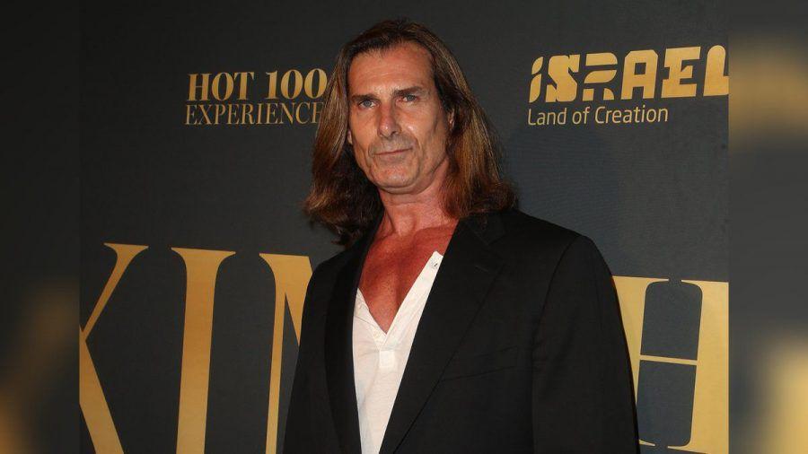 Fabio Lanzoni 2018 auf dem roten Teppich. (mia/spot)