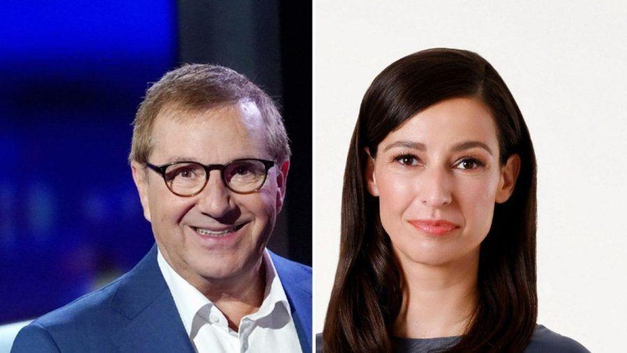 Jan Hofer und Pinar Atalay sind die neuen Gesichter bei RTL. (nra/spot)