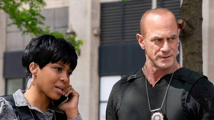 Danielle Moné Truitt als Ayanna Bell an der Seite von Christopher Meloni alias Detective Elliot Stabler. (stk/spot)
