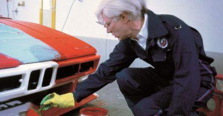 Andy Warhol bemalte für die BMW Art Cars einen M1.