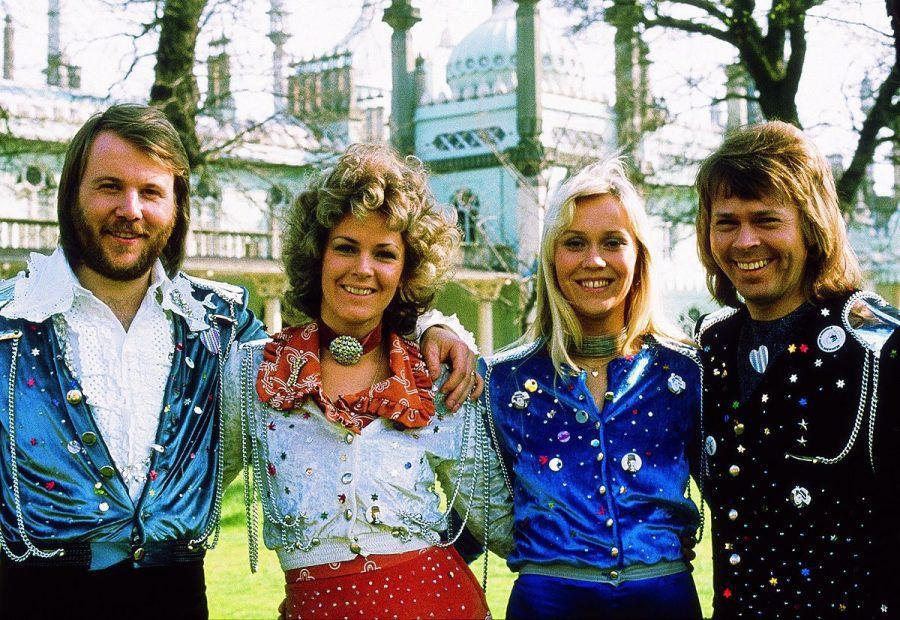 Der ikonische ABBA-Style von Kitsch zu Kult