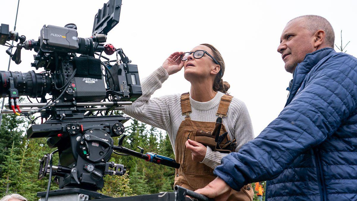 """Filmkritik """"Abseits des Lebens"""": Survival-Thriller von und mit Robin Wright"""
