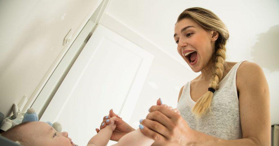 Kinder bereiten viel Freude - aber manchmal eben auch Sorge.