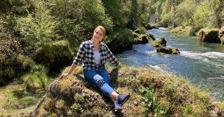 Judith Rakers hat sich in Österreich umgesehen.