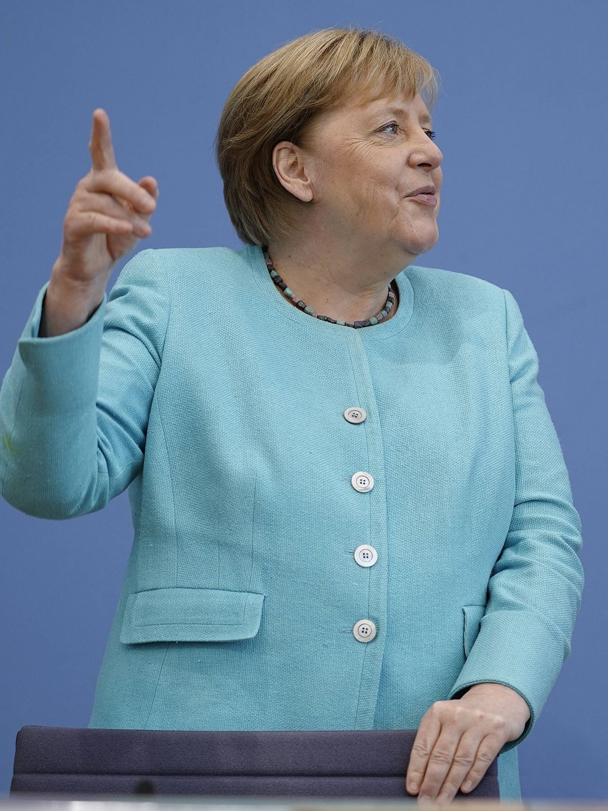 Das sagt Giorgio Armani über Angela Merkels Klamottenstil