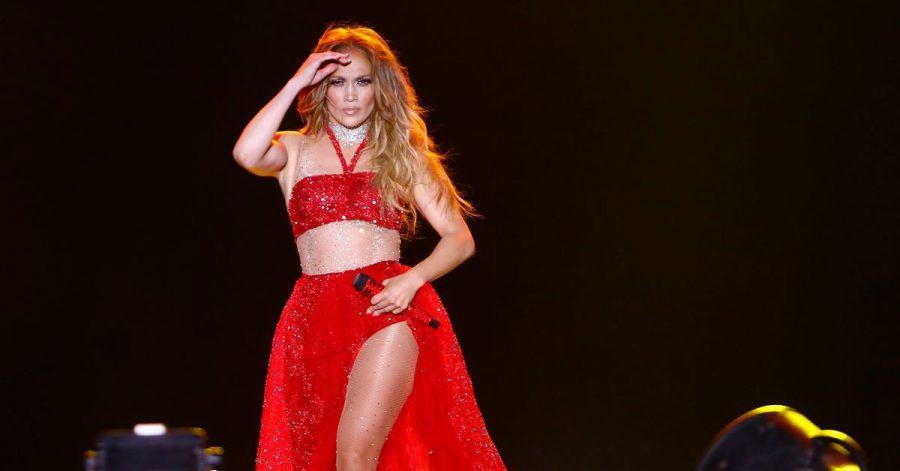 Jennifer Lopez ist schon voller Vorfreude.