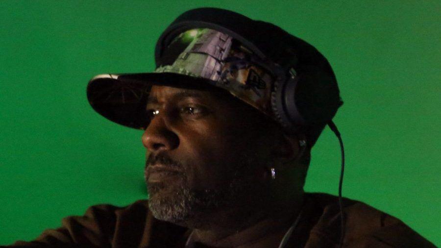House-DJ Paul Johnson während eines Auftritts im Jahr 2014. (wue/spot)