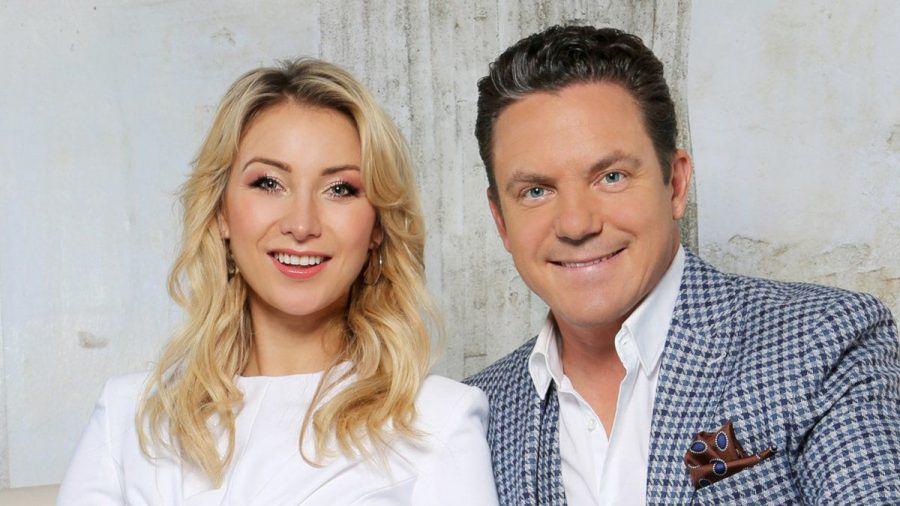 Anna-Carina Woitschack und Stefan Mross sind seit Juni 2020 verheiratet. (tae/spot)