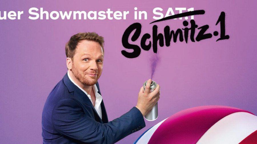 Comedy-Star Ralf Schmitz macht Sat.1 zu Schmitz.1. (ili/spot)