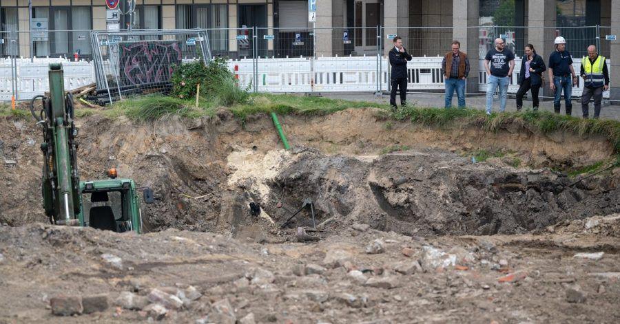 Wegen des Fundes einer 250 Kilo Bombe aus dem 2. Weltkrieg müssen 9200 Menschen ihre Häuser verlassen.