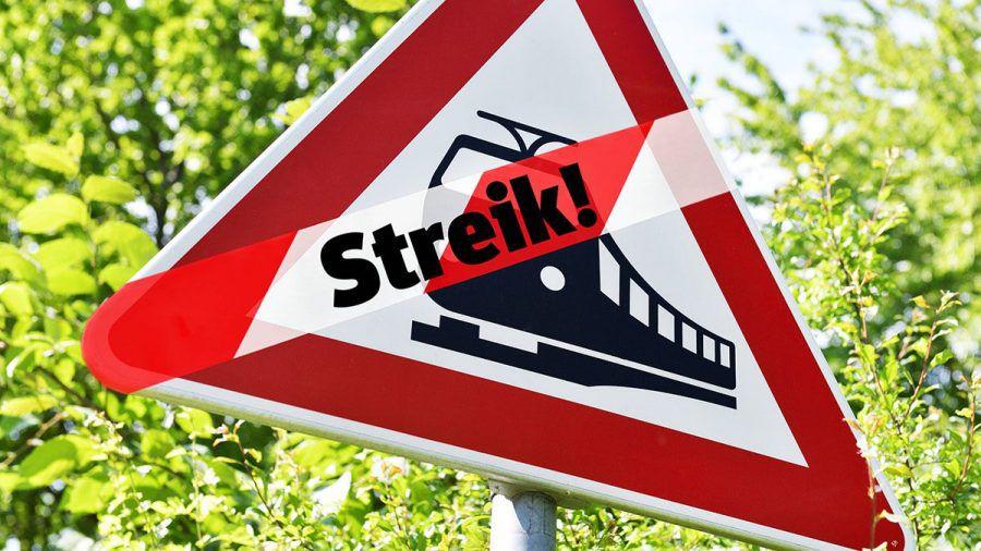 Bahn-Streik: Größere Flieger im Einsatz - und wie sieht es mit Bussen aus?