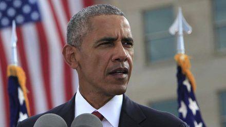 Barack Obama macht's nun doch 'ne Nummer kleiner