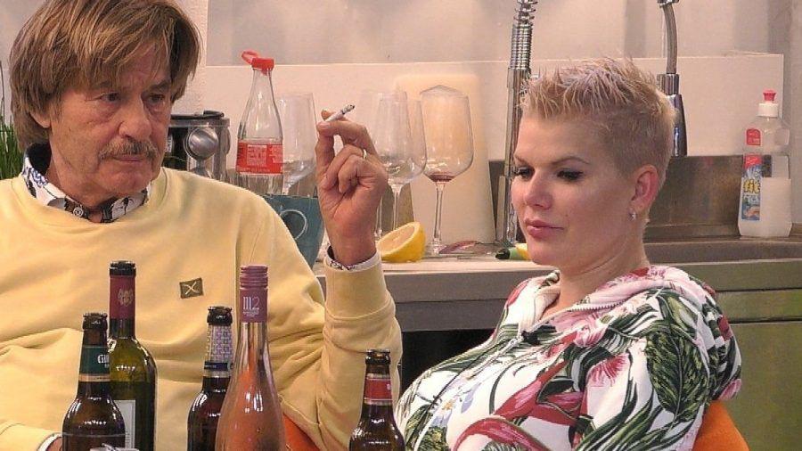 """So sieht Melanie Müller in """"Promi Big Brother"""" nicht mehr aus.  (ili/spot)"""