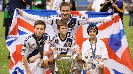 Jetzt ist auch der letzte Beckham Sohn vergeben! Das sind die Freundinnen an der Seite der Söhne von Victoria und David.