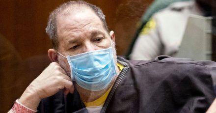 Auf Harvey Weinstein kommt in Los Angeles ein weiterer Prozess zu.