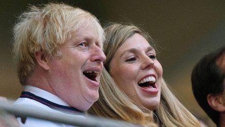 Ehefrau von Boris Johnson: Carrie und das Tabu Fehlgeburt