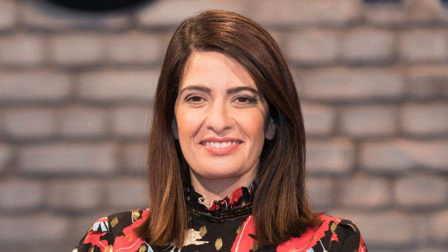 Linda Zervakis lädt zum dritten TV-Triell. (mia/spot)