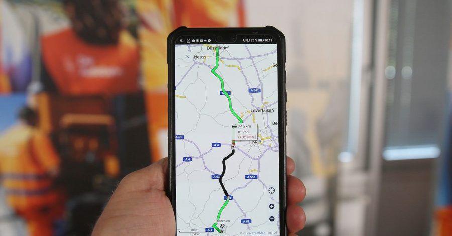 Die neue Autobahn-App des Bundes hilft Reisenden bei der Planung ihrer Fahrt.