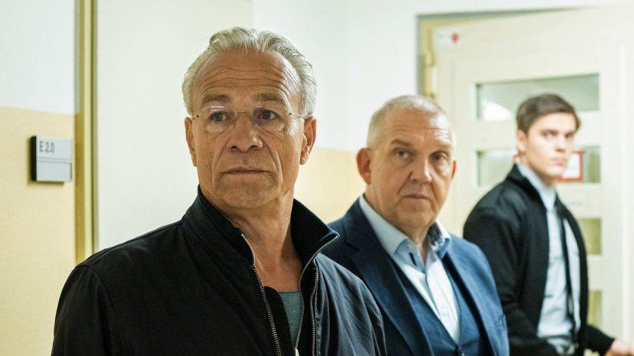 """Unter anderen läuft demnächst der """"Tatort: Der Reiz des Bösen"""" (19.9.) mit den Kölner Ermittlern Max Ballauf (Klaus J. Behrendt, l.) und Freddy Schenk (Dietmar Bär) im Ersten.  (ili/spot)"""