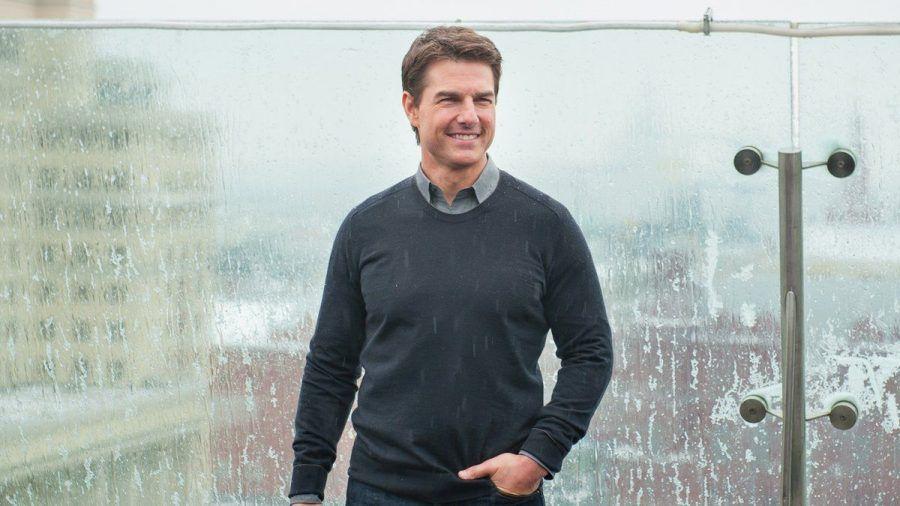 Tom Cruise kann man schon mal eine Landeerlaubnis im eigenen Garten erteilen. (mia/spot)