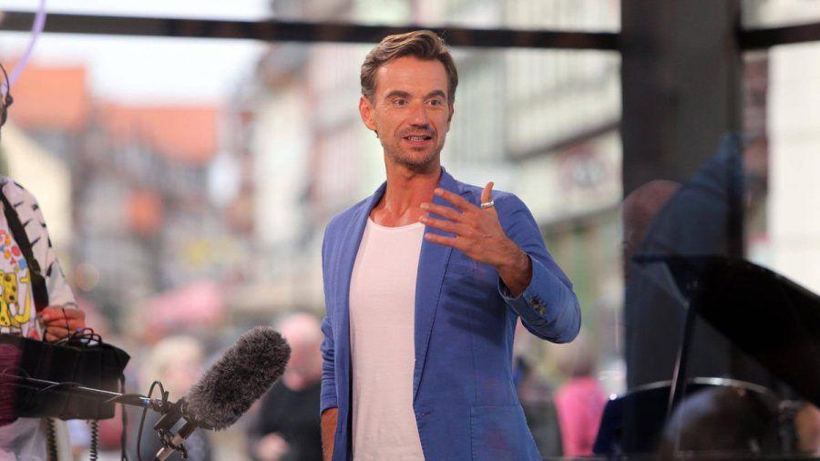 """Florian Silbereisen bei den """"DSDS""""-Castings.  (ili/spot)"""