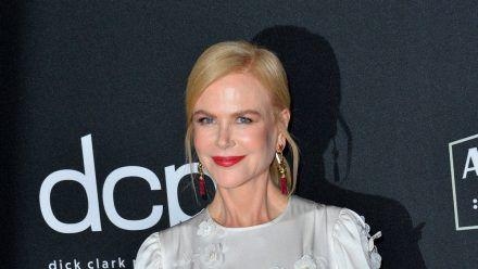 Nicole Kidman muss sich Kritik gefallen lassen. (tae/spot)