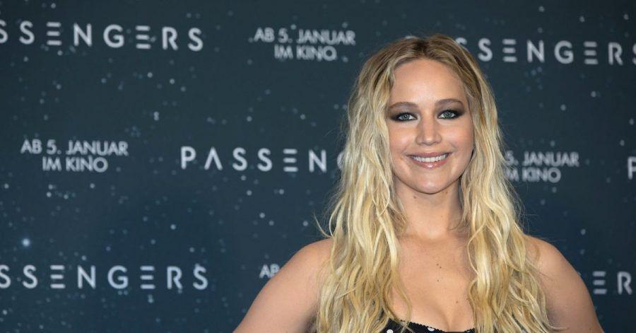 Schauspieler Jennifer Lawrence wird 31.