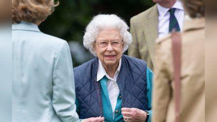 Immer für einen königlichen Spaß zu haben: Queen Elizabeth II. (stk/spot)