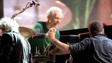 Rolling Stones veröffentlichten dieses Video für verstorbenen Charlie Watts