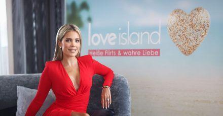 Sylvie Meis moderiert die sechste Staffel von «Love Island».
