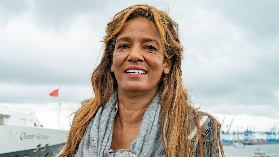 Nadja Abd el Farrag, auch bekannt als Naddel, sucht einen festen Partner. (wue/spot)