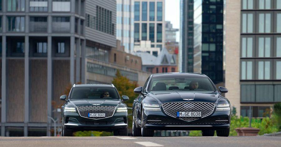 Mit dem G80 und dem GV80 versucht Genesis den Einstieg in die Oberklasse. Gegen die in diesem Segment etablierten Marken Audi, BMW und Mercedes dürften es die Koreaner jedoch schwer haben.