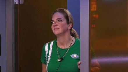 """Daniela """"Dani"""" Büchner ist zurück in der Raumstation. Das freute nicht alle, sie selbst mit inbegriffen.  (stk/spot)"""