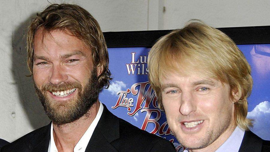 Andrew (li.) und Owen Wilson im Mai 2007 (tae/spot)